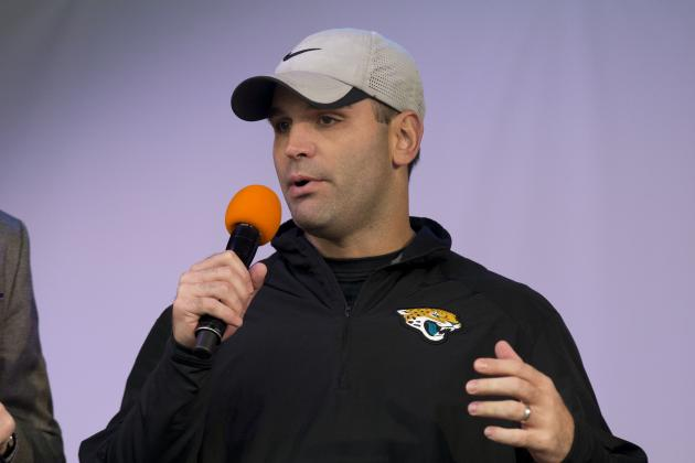 Jaguars GM Dave Caldwell Says He Won't Force a Quarterback Pick