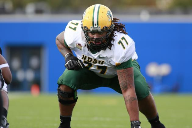 Billy Turner Scouting Report: NFL Outlook for North Dakota State OT