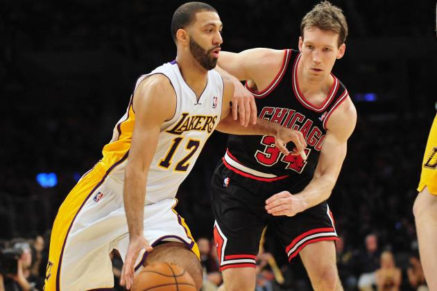Kendall Marshall More Important Than Ever to Los Angeles Lakers' Future