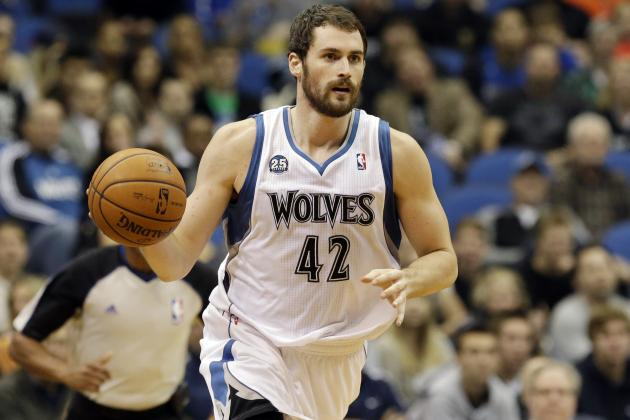 Kevin Love Takes out Full-Page Ad to Thank Timberwolves Fans for All-Star Votes