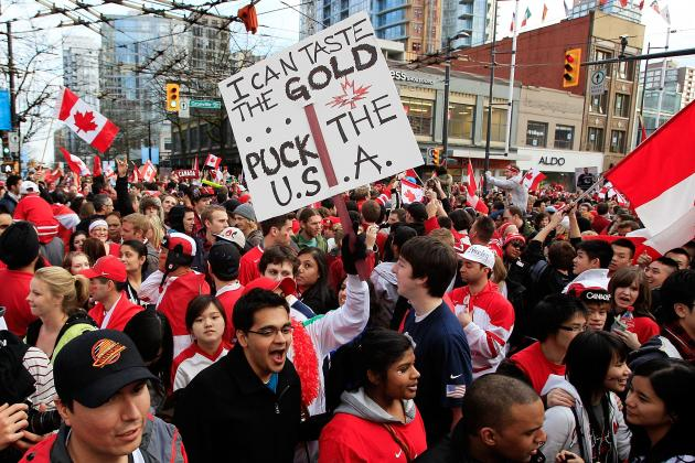 Hater's Guide for the 2014 Canadian Olympic Hockey Team in Sochi