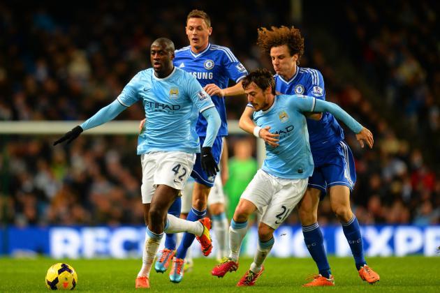 Man City Avoid Midfield Crisis at Crucial Time as Yaya Toure Sidesteps Ban