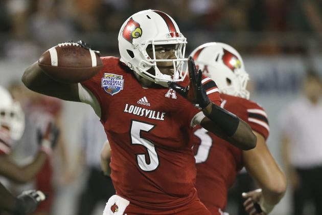 2014 NFL Mock Draft: Best Potential Picks for Every NFL Team in Round 1