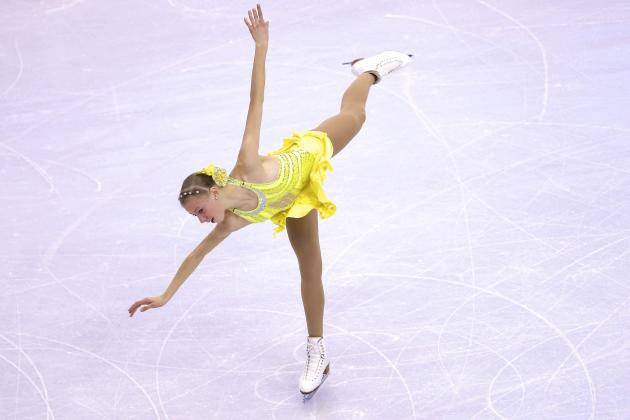 Polina Edmunds' Poise Will Take Her Far at Sochi Olympics