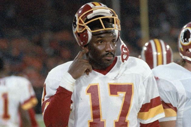 Doug Williams Joins Redskins Front Office [updated]