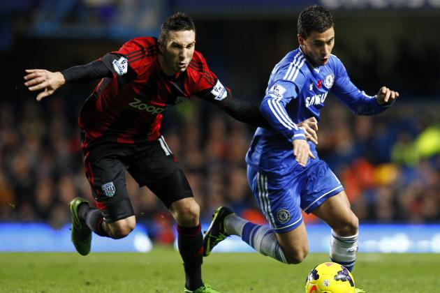 West Brom vs. Chelsea: Date, Time, Live Stream, TV Info and Preview