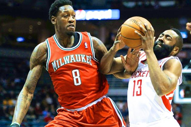 Larry Sanders Injury: Updates on Bucks Star's Eye and Return