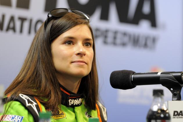 Is It Crazy to Call Danica Patrick a Contender for the Daytona 500?