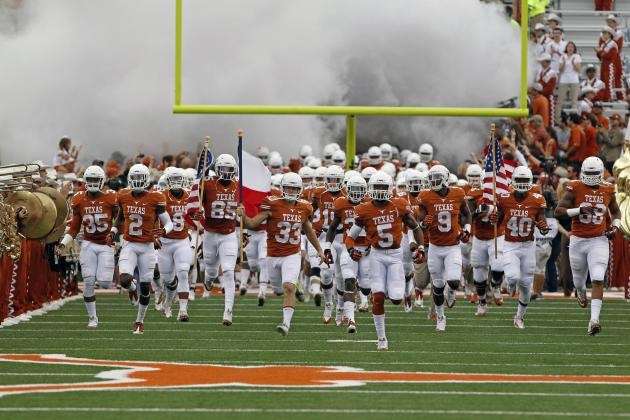 Texas Football: Charlie Strong's Mission to Win Back the State of Texas