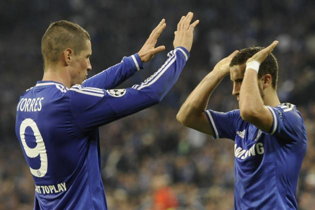 Can the Return of Fernando Torres for Chelsea Ease the Burden on Eden Hazard?