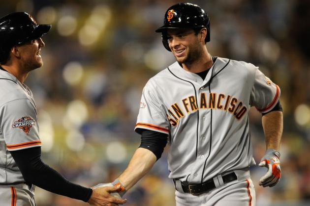 Brandon Belt, SF Giants Still Have Plenty of Time to Negotiate