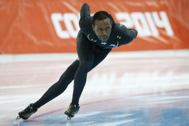 No Longer the Rebel, Shani Davis Looks to Rise in Ranks of Olympic Greats