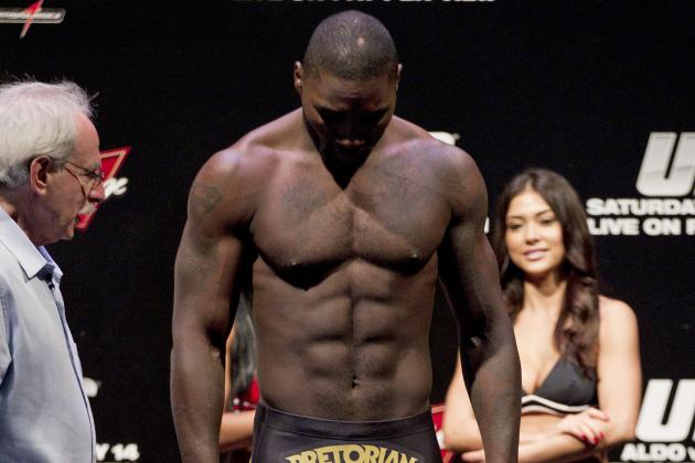 Anthony Johnson: Pay MMA Fighters Like MLB Stars and They Won't Use PEDs