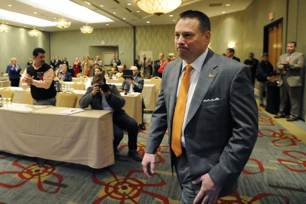 Tennessee Football Recruiting: Looking Ahead to 2015 Class