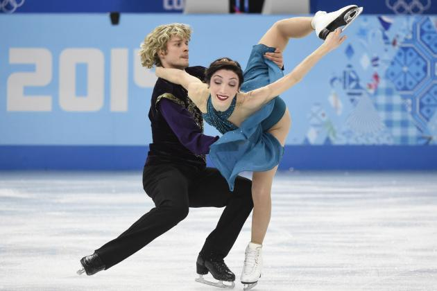 Winter Olympics Figure Skating 2014: Ice Dancing Preview and Medals Prediction