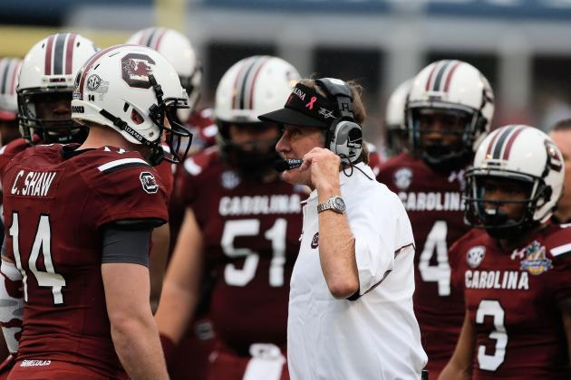 Does Steve Spurrier Have One More SEC Title in Him Before Retirement?