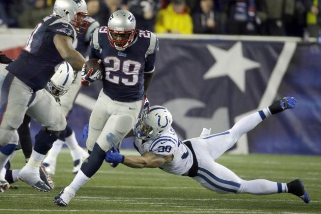 State of the New England Patriots Position by Position: Running Back