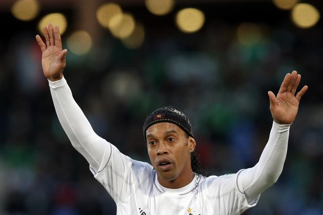 Can Ronaldinho and Atletico Mineiro Win the Copa Libertadores Again?