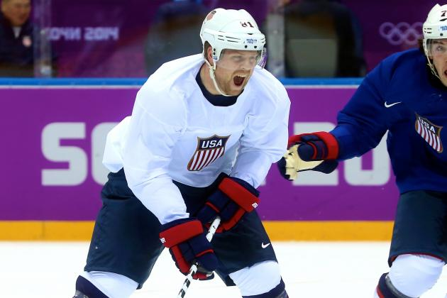 Hockey's Power Siblings: Phil and Amanda Kessel Look to Cement Legacies in Sochi