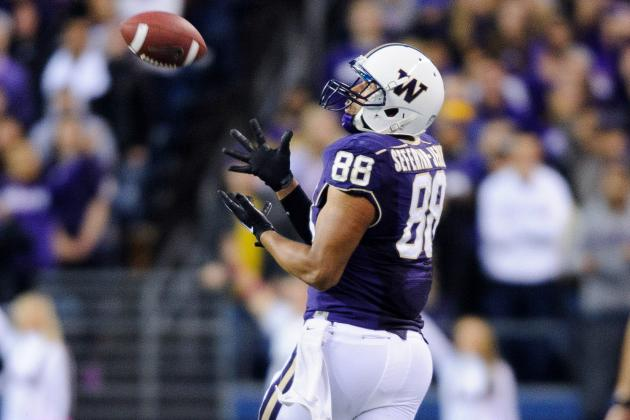 Austin Seferian-Jenkins NFL Draft 2014: Highlights, Scouting Report for Bucs TE