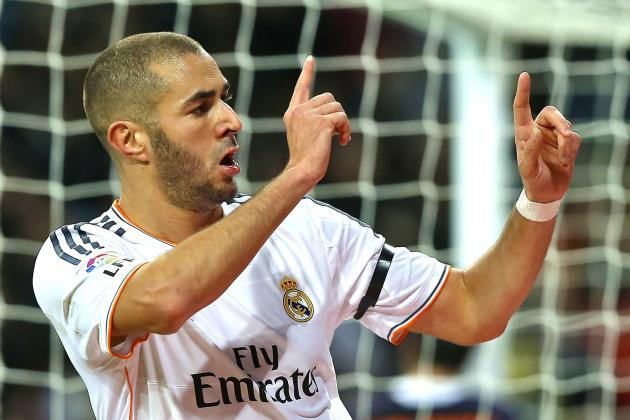 Karim Benzema Finally Follows in Idol Ronaldo's Real Madrid Footsteps