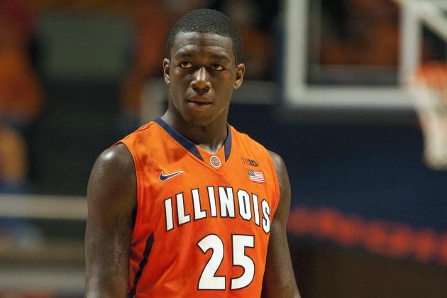 Freshman Starters Kendrick Nunn, Malcolm Hill Energize Illinois