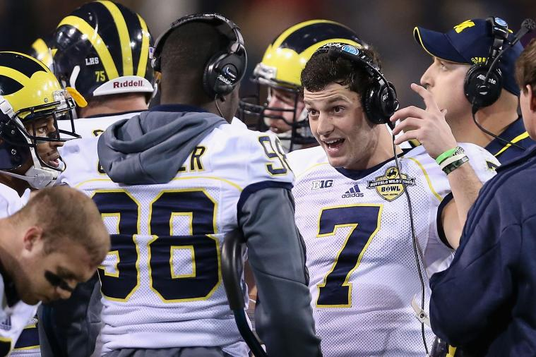 Michigan Football: Why Prolonged QB Controversy Could Be a Good Thing