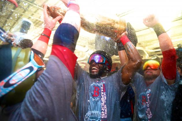 Inside the Offseason Whirlwind of a World Series Champion