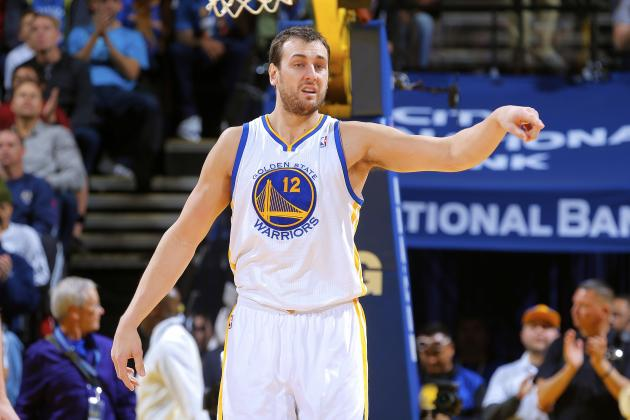Andrew Bogut Injury: Updates on Warriors Center's Shoulder and Return