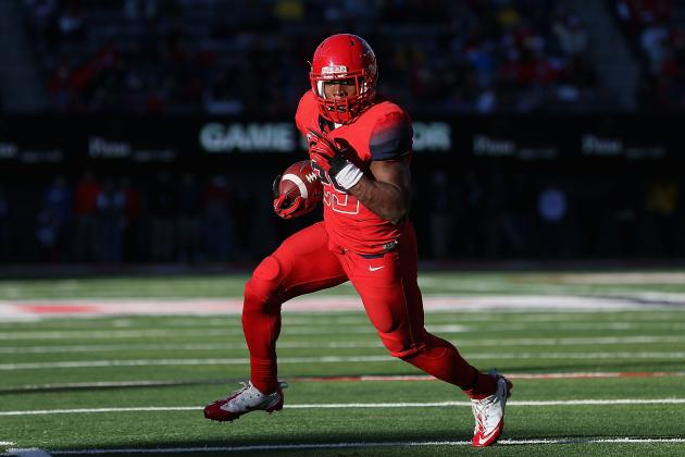 Ka'Deem Carey Scouting Report: NFL Outlook for Arizona RB