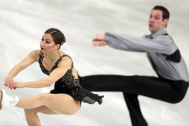 Figure Skaters Simon Shnapir, Marissa Castelli: America's Unsung Olympic Hope