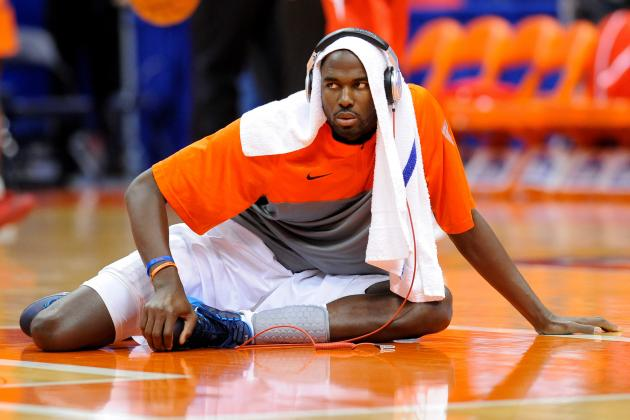 Syracuse Basketball: How Baye Moussa Keita's Injury Will Affect Orange