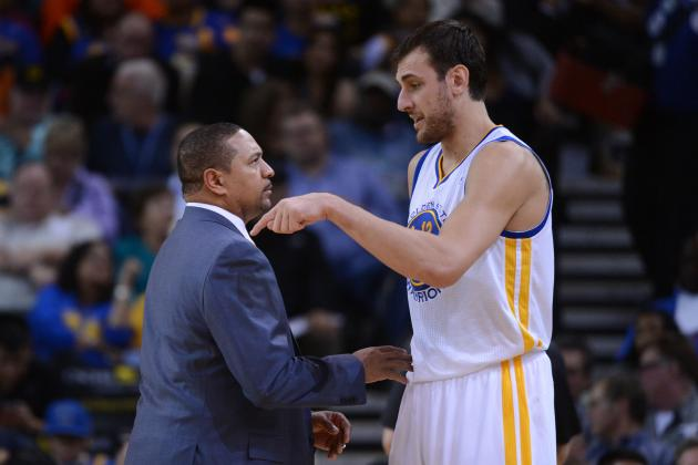 Andrew Bogut Calls Mark Jackson's Injury Comments 'Absolutely Ridiculous'