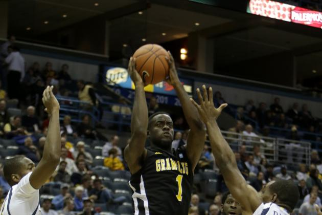 Grambling State Defeats Alcorn State 95-80 for 1st Division I Win in 45 Games
