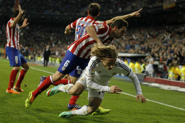 Atletico Madrid vs. Real Madrid: Date, Time, Live Stream, TV Info and Preview