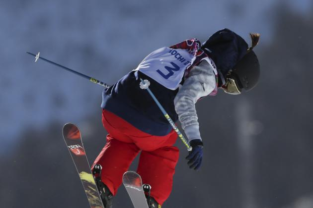 Olympic Freestyle Skiing 2014: Women's Slopestyle Qualifying Results