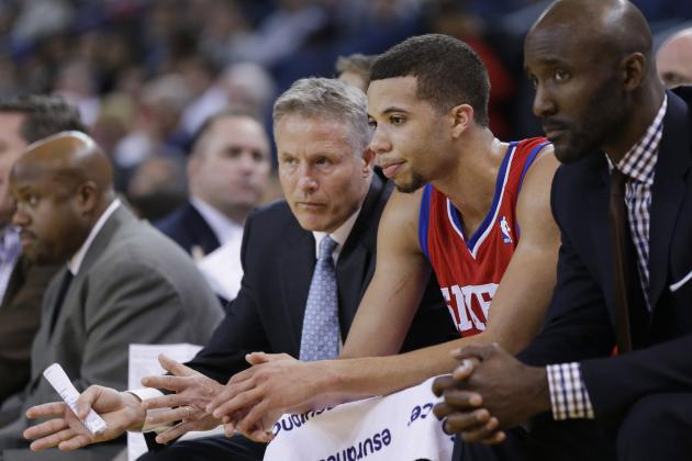 Philadelphia 76ers Lose by 43, Which Is Actually Better Than Their Last Game