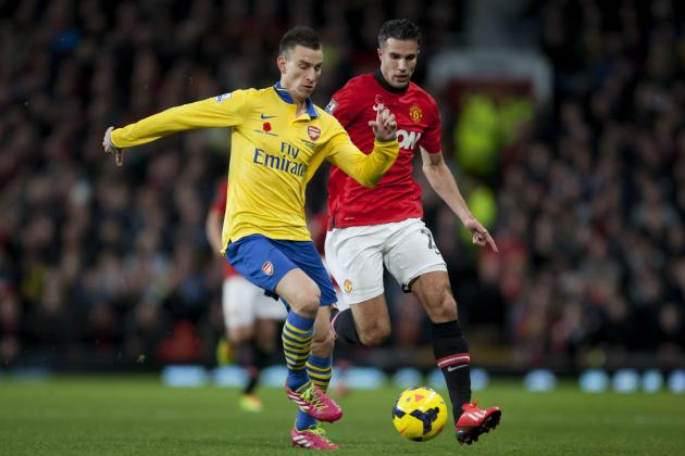 Arsenal vs. Manchester United: Latest Quotes, Key Battles and Predictions