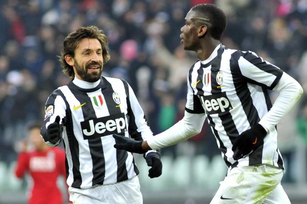 Juventus Must Focus on Locking Down Paul Pogba to Succeed Andrea Pirlo