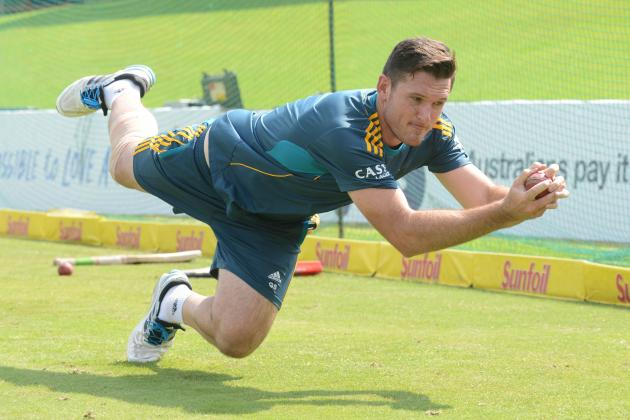South Africa vs. Australia, 1st Test: Date, Time, Live Stream, TV Info, Preview
