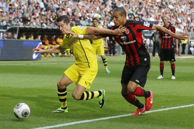 Live Odds! Frankfurt vs. Dortmund