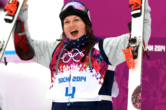 Women's Freestyle Skiing Slopestyle Olympics 2014: Medal Winners, Final Scores