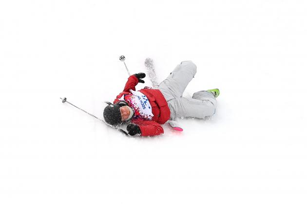 Women's Freestyle Skiing Slopestyle Marred by Injuries, Crashes in Olympic Debut