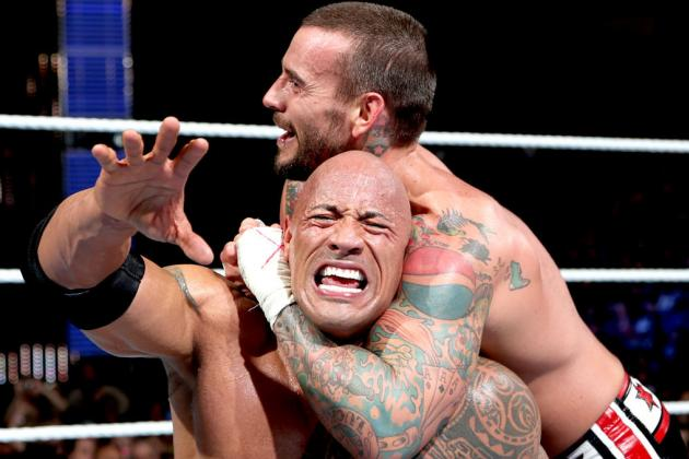 WWE Classic of the Week: Recalling the Rock vs. CM Punk at Elimination Chamber