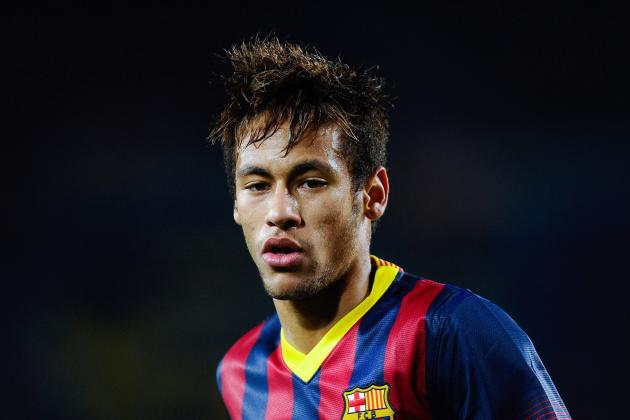 Barcelona Star Neymar Posts Instagram Video of Him Juggling Oranges