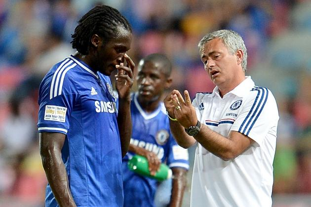 Chelsea Transfer News: Romelu Lukaku Wants to Return to Chelsea After Loan
