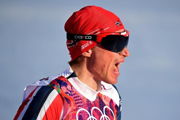 Hattestad Wins Men's Olympic Cross-Country Sprint