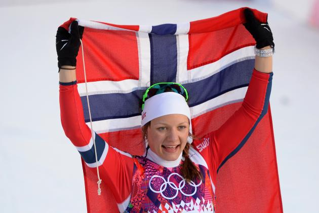 Norway's Falla Wins Women's Sprint Title