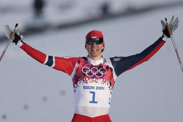 Cross Country Skiing Medal Results from Olympics 2014 Individual Sprint Free