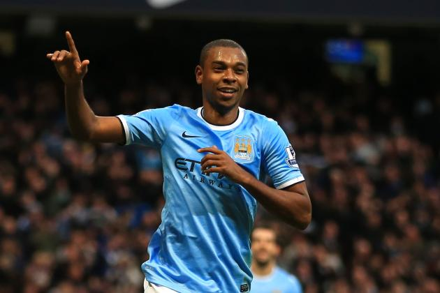 Fernandinho Named to First Brazil Squad Since 2012